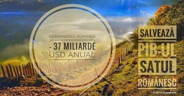 ReBranding Romania minus 37 miliarde anual