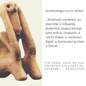 România în antichitate Cucuteni Yin Yang