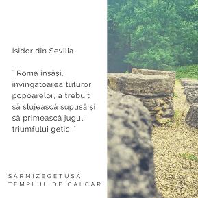 România în antichitate Sarmizegetusa