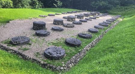 Sarmizegetusa Regia Templul de Calcar