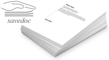 Savedoc, Logo Arhivare