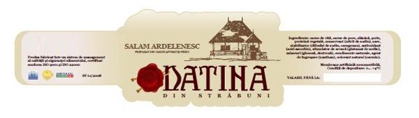 Arhitectura Brand Datina