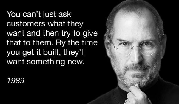 Steve Jobs 1989