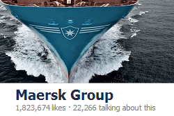 Marketing Industrial & Strategie de Continut Maersk Group / Content Marketing