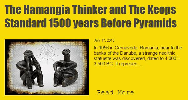 The Hamangia Thinker