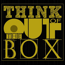 Think out of the Box. Facebook