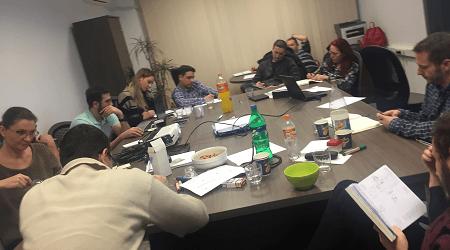 Training Negociere @ Daniel Rosca B2B Strategy