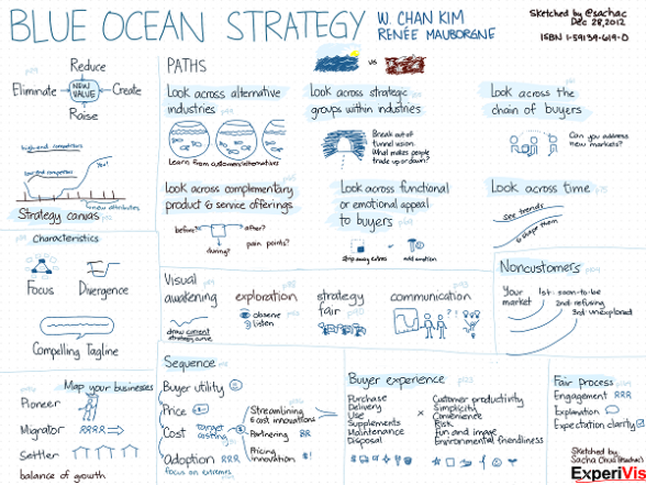Turnaround Management. Procese Blue Ocean Strategy, B2B Strategy