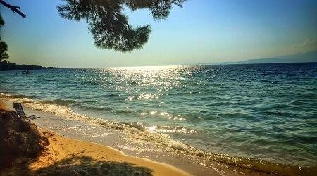 Un loc special, insula Thassos Grecia