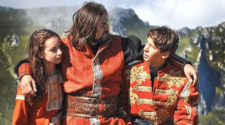 Vasile Lupasc si cartile sale pentru copii