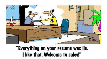 Welcome to Sales