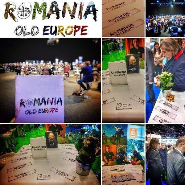 World Travel Market London 2016 Romania Old Europe