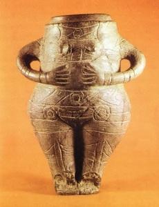 Zeița de la Vidra: 7 000 de ani vechime!