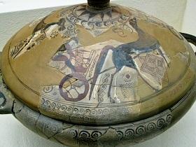 Carele romane prima reprezentare