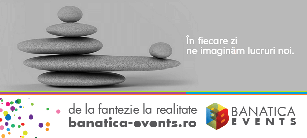 Lansare web B2B Banatica Events™