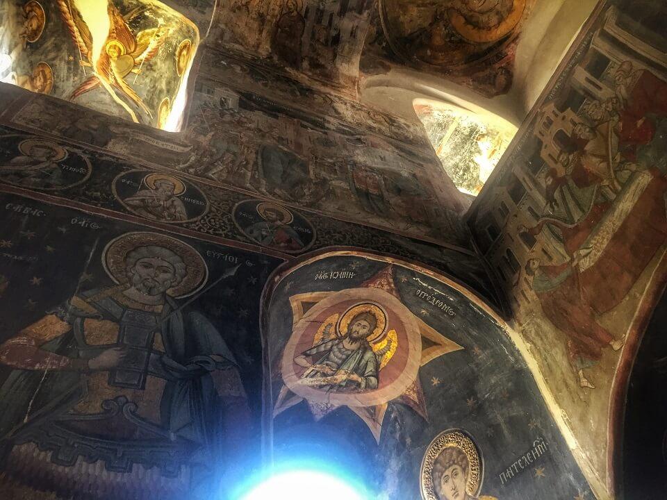 Biserică Curtea Domnească Târgoviște 11