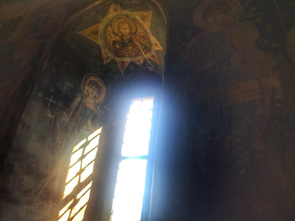 Biserică Curtea Domnească Târgoviște 9