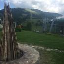 Parâng, Petroşani, Hunedoara 25 Cabana Rusu foc de tabara