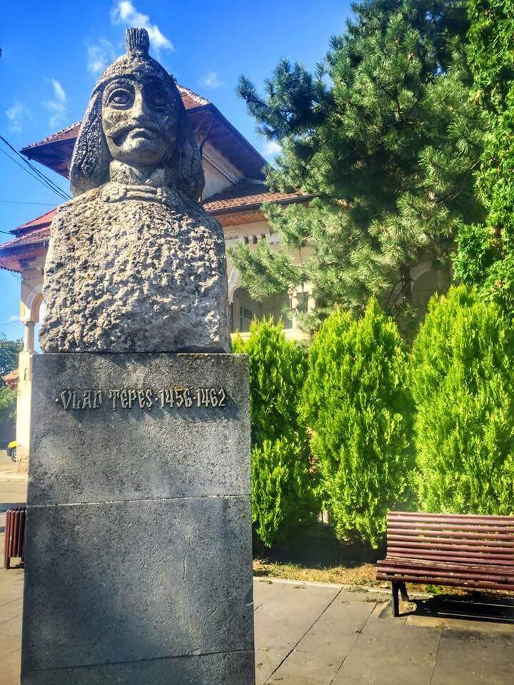0. Curtea Domnească Târgoviște