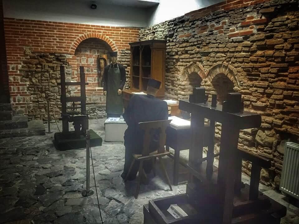 22. Curtea Domnească Târgoviște