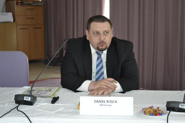 Daniel Rosca, B2B Strategy