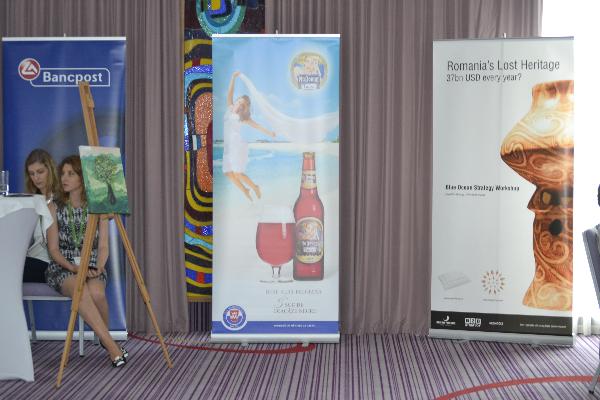 Romania\'s Lost Heritage, Luana Tarniceru, Oxygen Events