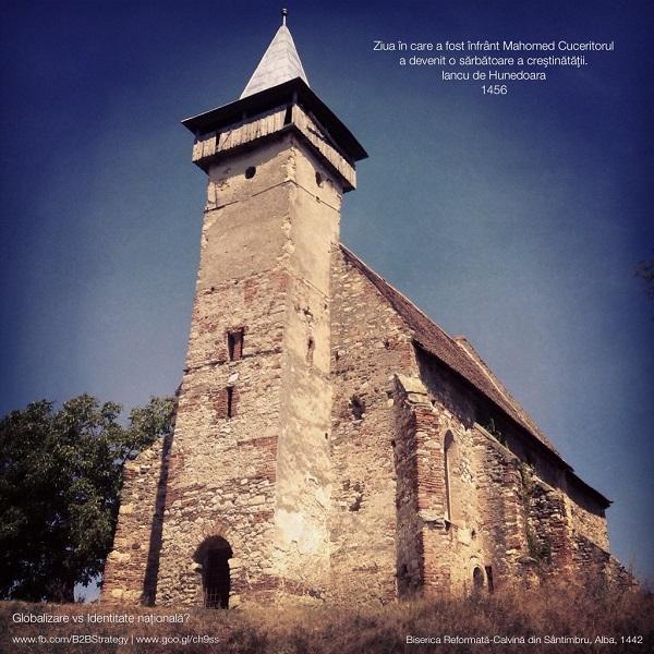 Restaurare Iancu de Hunedoara. 1422