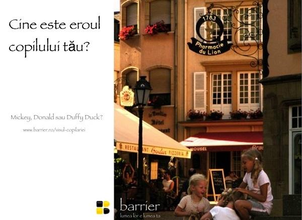 Strategie Advertising Barrier Romania