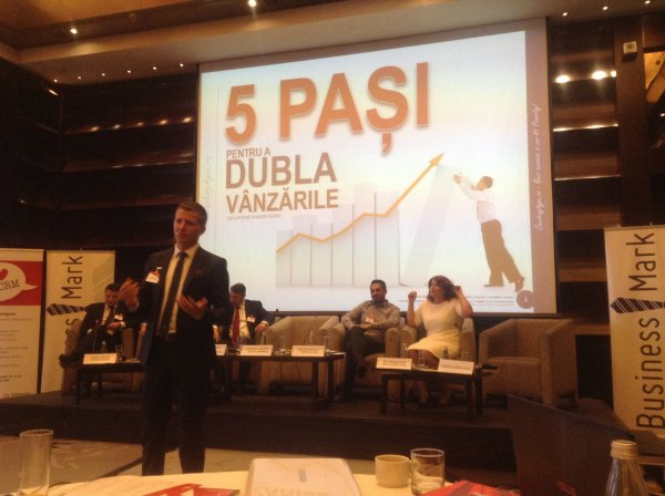 Romanian Sales Conference 2014