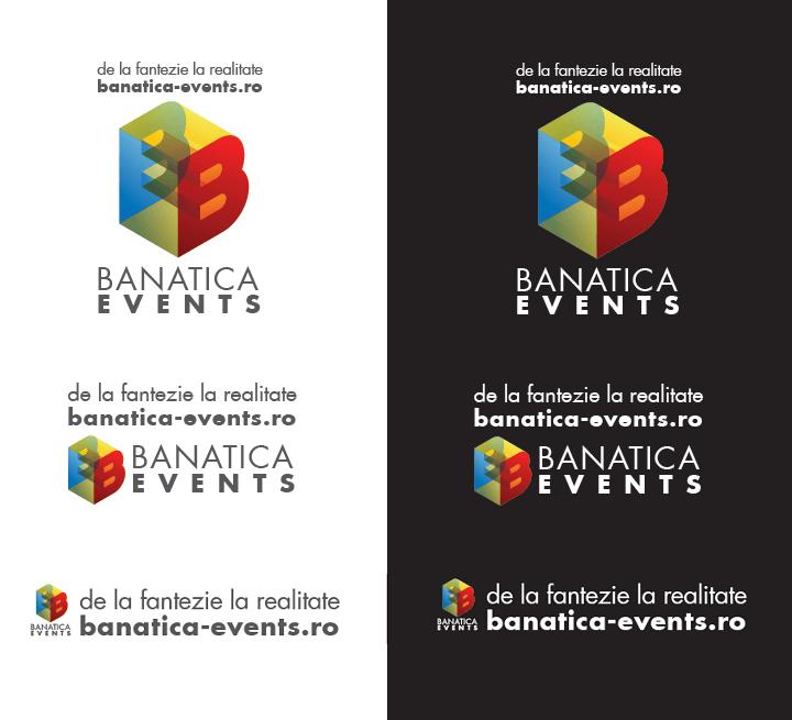 Branding Banatica Events™ Logo