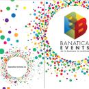 Branding Banatica Events™ Print Mapa