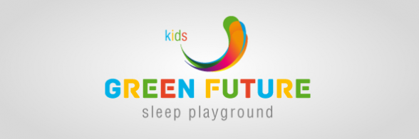 Branding. Green Future. Gama Kids