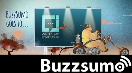 Buzz Sumo Content JAM