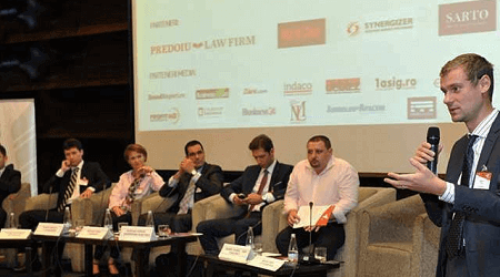 Conferinta Markting Vanzari Daniel Rosca B2B Strategy