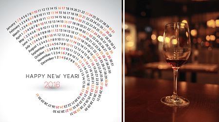 Corporate Happy New Year 2016 B2B Strategy