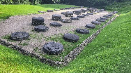 Cum arata templul sacru Sarmizegetusa Regia