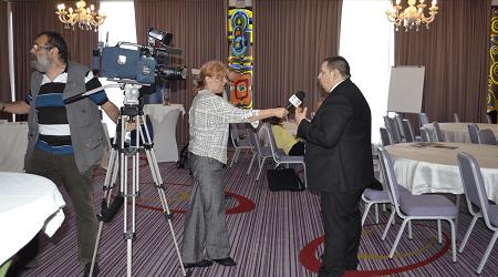 Interviu Televiziunea Romana, Daniel Rosca, B2B Strategy