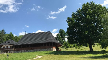 Manastirea lui Amfilohie Branza, Diaconesti, Bacau(1)