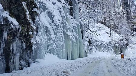 Petrosani iarna