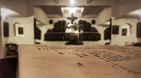 Prin Banat Catedrala