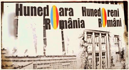 Ramona Rosulescu si Daniel Rosca Ce faceti din Hunedoara campanie locala Petrosani