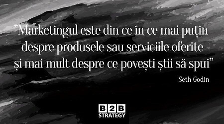 Storytelling B2B B2B Strategy Timisoara