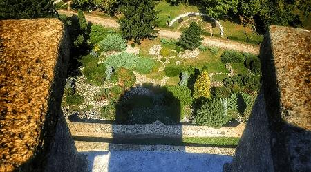 Vedere din turnul Chindiei Targoviste